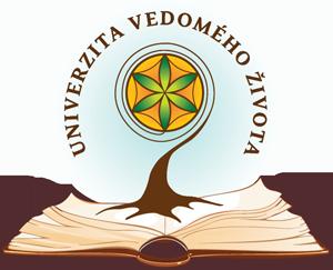 Univerzita Vedomého Života Logo